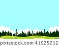 高爾夫球場景觀 41925212