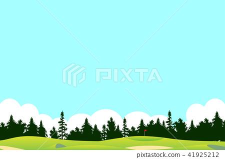 골프장 풍경 41925212