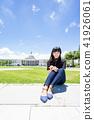 女性 女 亚洲 41926061