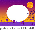 halloween, frame, bat 41926406