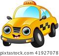 automobile, cab, car 41927078