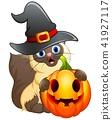 cartoon cat hat 41927117
