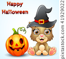 cartoon cat hat 41929022