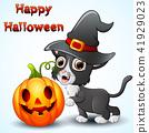 帽子 卡通 猫 41929023