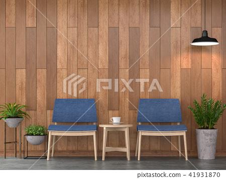 Modern contemporary living room interior 3d render 41931870