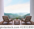 terrace,room,mountain 41931890