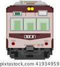รถไฟ,การเดินทางในแต่ละวัน,พาหนะ 41934959