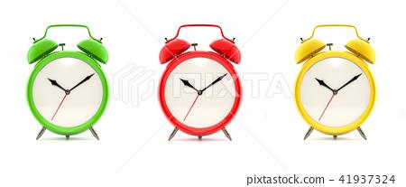 Set of three alarm clocks 41937324