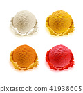 dessert, icecream, flavor 41938605