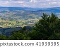 mountain, village, rural 41939395