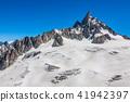 Mont Blanc massif,in the Chamonix mont blanc 41942397