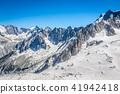 Mont Blanc massif,in the Chamonix mont blanc 41942418