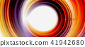 abstract, background, swirl 41942680