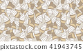 ice, cream, pattern 41943745