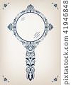 mirrors retro 41946848