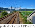 시가 JR 고세이 선 近江中庄 역 부근 41952815