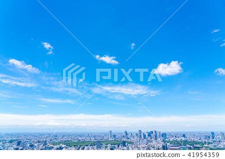 【도쿄】 도시 풍경 41954359