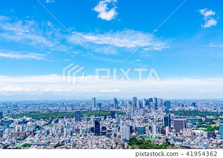 【도쿄】 도시 풍경 41954362