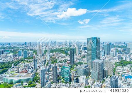 【도쿄】 도시 풍경 41954380