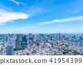 【도쿄】 도시 풍경 41954399