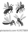 mosquito vector collection design 41957889