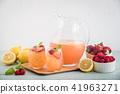 pink berry lemonade 41963271