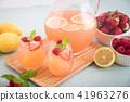 pink berry lemonade 41963276