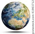 globe, earth, map 41963712
