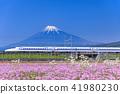 富士山 靜岡 東海道新幹線 41980230