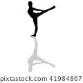 dancer icon 41984867