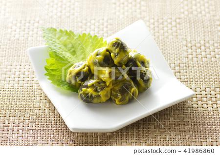 醃製 鹹菜 日本鹹菜 41986860