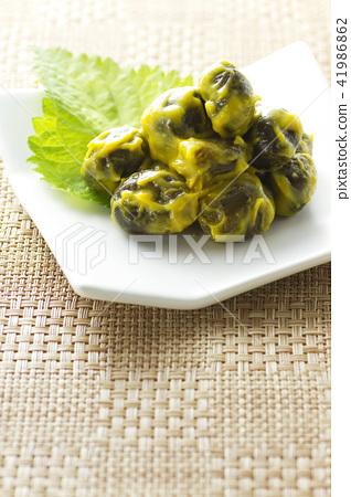 醃製 鹹菜 日本鹹菜 41986862
