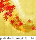 日本 - 刷子 - 金葉 - 秋葉 41988343