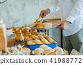 갓 구운 빵 41988772