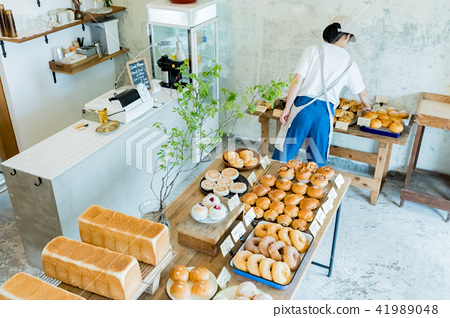 烤麵包 41989048