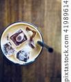 여름 음료 아이스 아메리카노  41989614