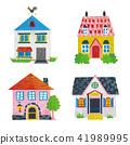 four houses 41989995