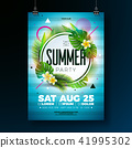 party, flyer, background 41995302