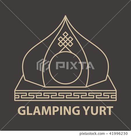 Glamping yurt accomodation 41996230