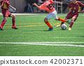 축구, 소년, 풋볼 42002371