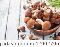 agaric honey mushrooms 42002706