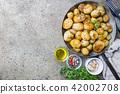 Roasted baby potatoes 42002708