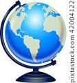 地理 地球仪 球体 42004122