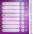icon, icons, flat 42004911