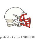 helmet, hockey, rugby 42005838