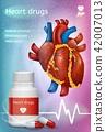 heart, drug, medication 42007013