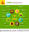 Summer Concept Infographic 42007079