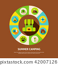 concept, camp, poster 42007126