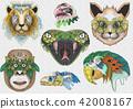 Personal animal 42008167