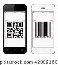 bar-code, barcode, smartphone 42009160